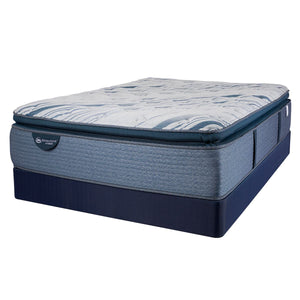 Serta iDirections Elite X8 Hybrid Pillow Top Mattress And Boxspring