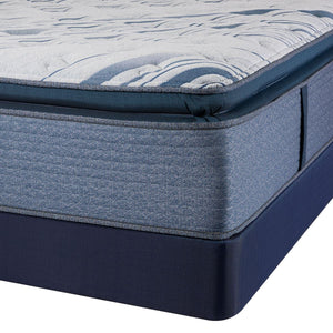 Serta iDirections Elite X8 Hybrid Pillow Top Mattress And Boxspring Corner