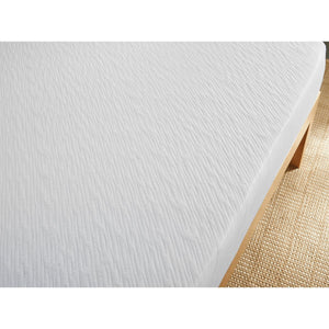 "Sleep Inc. by Corsicana 8"" Firm Gel Memory Foam Mattress Fabric Detail"