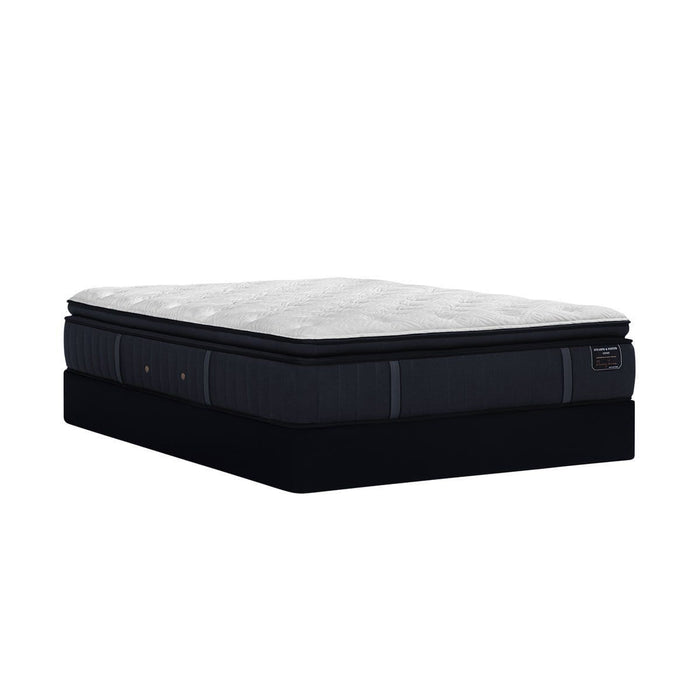 Stearns & Foster Rockwell Luxury Firm Euro Pillow Top Mattress