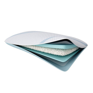 TEMPUR-Adapt ProMid + Cooling Queen Size Pillow Cutaway