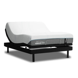TEMPUR-Adapt Medium Mattress on an Adjustable Base