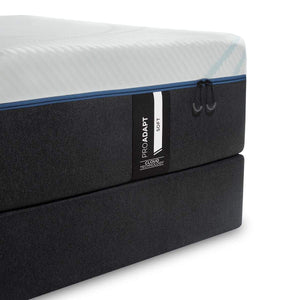 TEMPUR-ProAdapt® Soft Mattress and Boxspring Corner