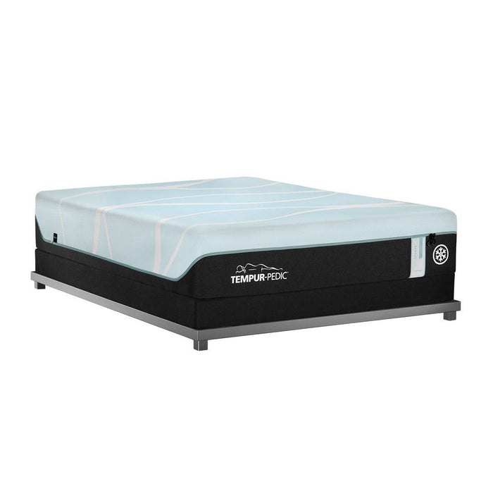 TEMPUR-PRObreeze° Medium Hybrid Mattress by TEMPUR-Pedic
