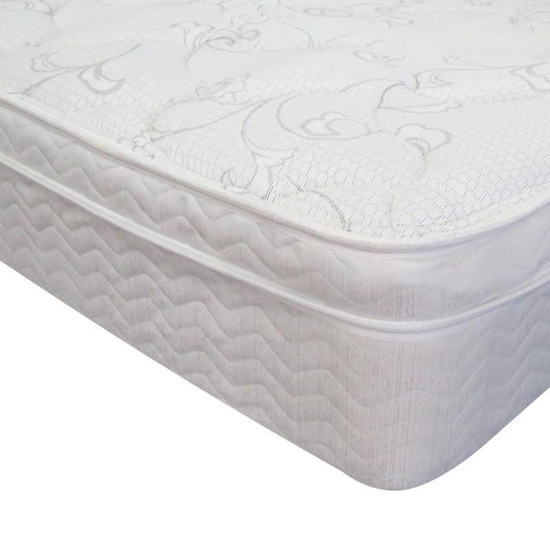 Value Collection Innerspring Eurotop Mattress