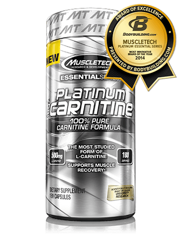 Platinum 100% Carnitine