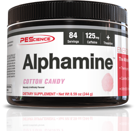 Alphamine Cotton Candy