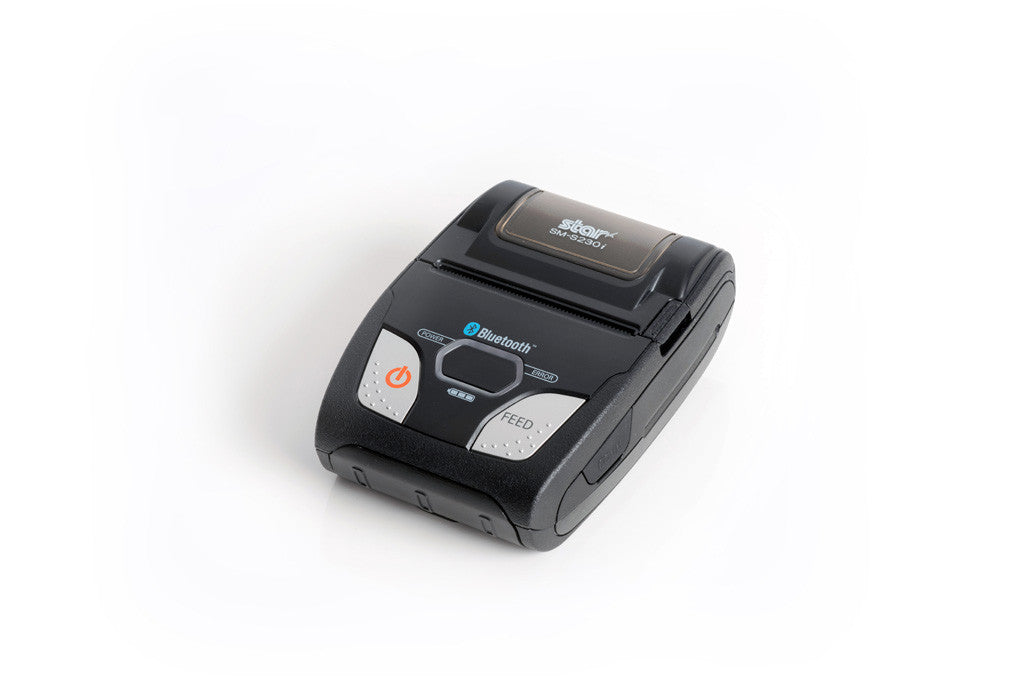 Star SM-S230i Mobile POS Receipt Printer
