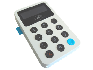 iZettle Mobile Contactless Card Reader