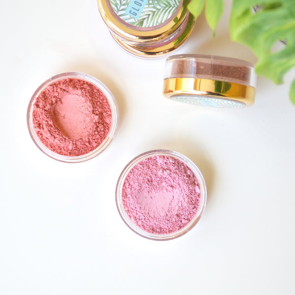 Paradise Mineral Blush - Glory Boon