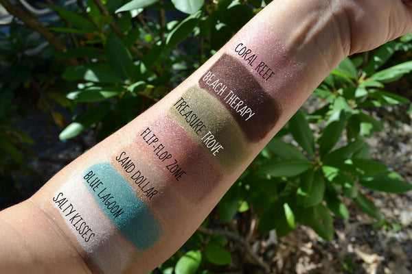 Passport to Paradise Eyeshadow Collection - Glory Boon