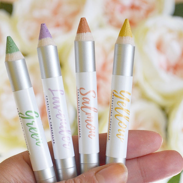 Organic Concealer Crayons - Glory Boon