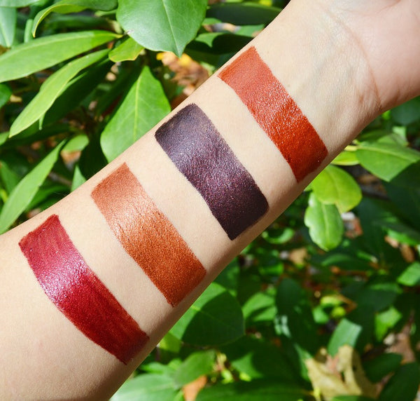 "Metallic Lipsticks ""FALL in love collection"" - Glory Boon"