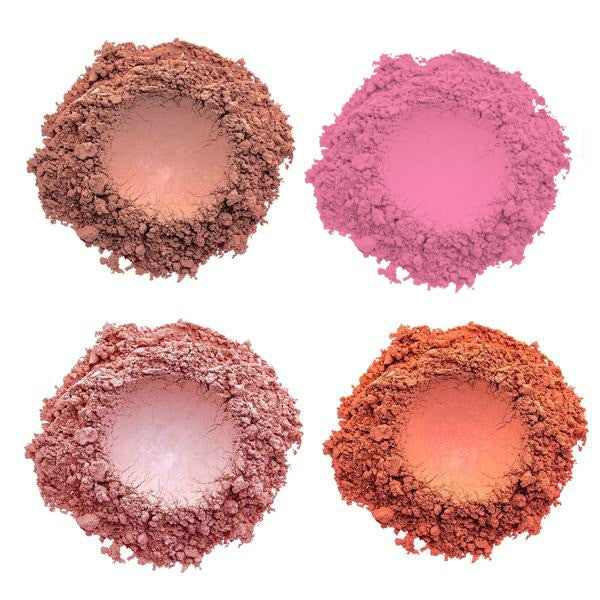 Passport to Paradise Mineral Blushes - Glory Boon