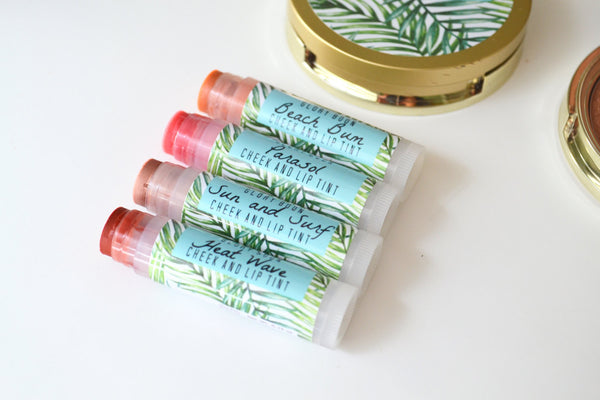 All natural Lip and cheek tints - Glory Boon