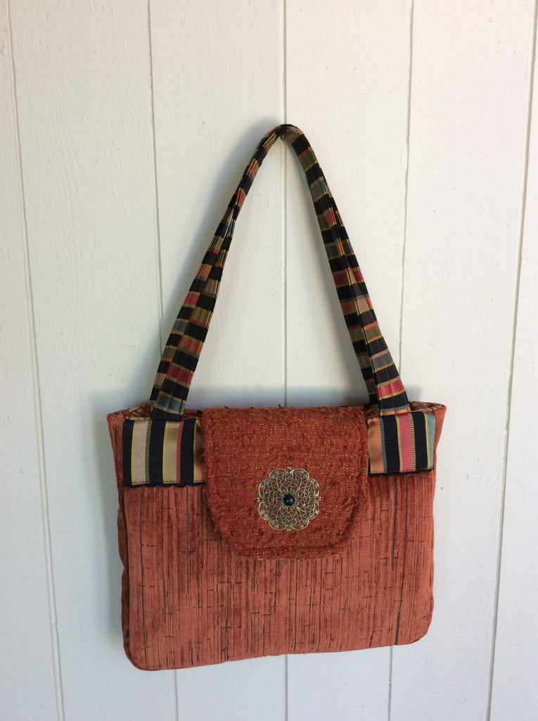 Fall Texture Tote