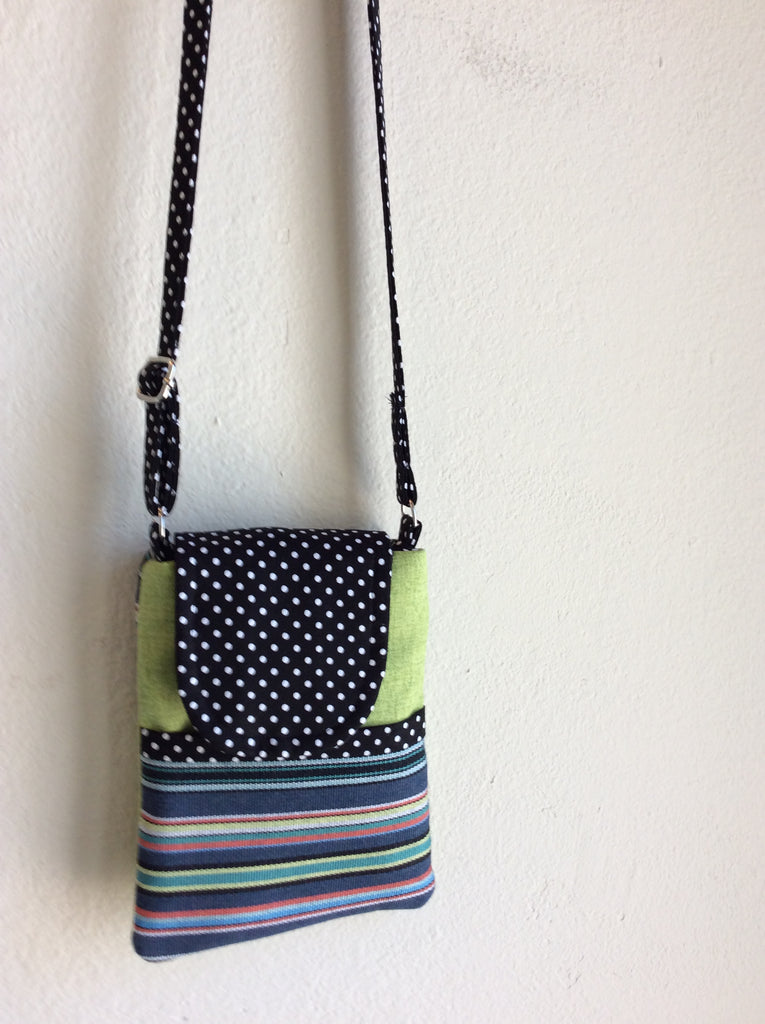 "Cross Body Bag ""Crazy Dots"""