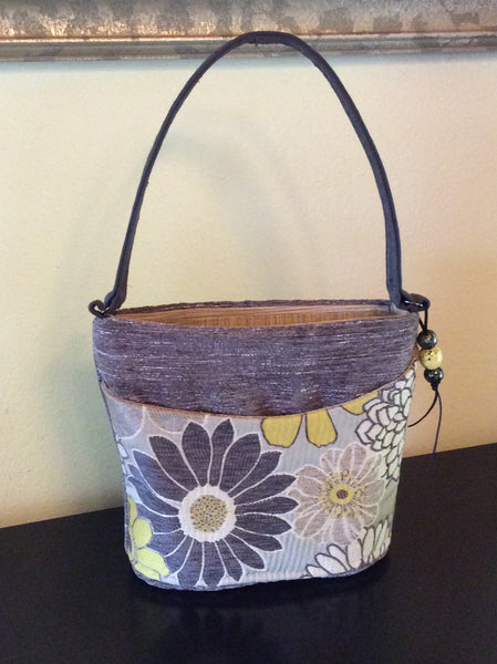 Flower Girl Tote - Gold