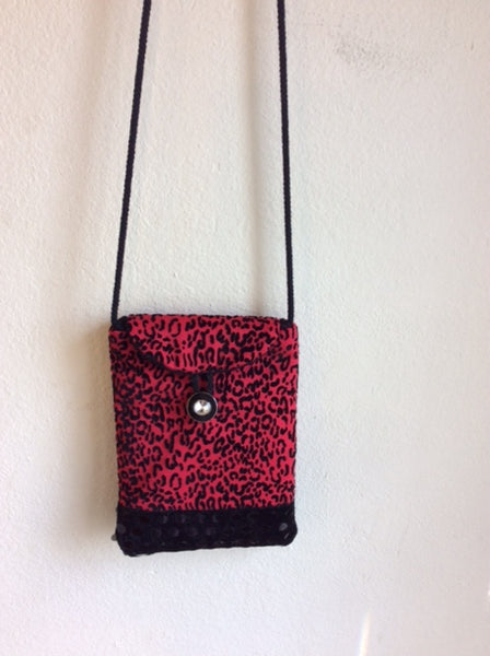 Red Dots Shoulder Bag
