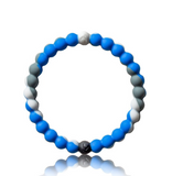 "Lokai Bracelet for a balanced life SHARK Colors ""FREE SHIPPING """
