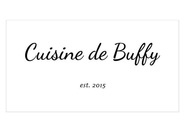 Cuisine de Buffy
