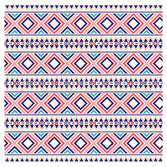 Navajo Aztec Tribal Adhesive Vinyl Sheet - Vinyl Boutique Shop