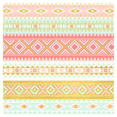 Navajo Aztec Tribal 1 Heat Transfer Vinyl Sheet - Vinyl Boutique Shop