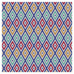 Moroccan Mosaic Heat Transfer Vinyl Sheet - Vinyl Boutique Shop