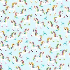 Rainbow Unicorn PaperVinyl Craft Vinyl Adhesive Vinyl Sheet - Vinyl Boutique Shop