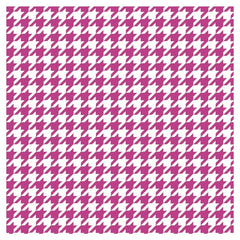 Houndtooth Vinyl Sheets heat transfer Vinyl - Vinyl Boutique Shop