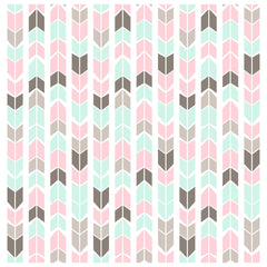 Aztec Tribal Patterns Adhesive Vinyl Sheet - Vinyl Boutique Shop