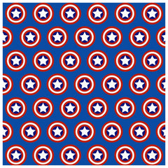 Superheros Patterns Adhesive Vinyl Sheet - Vinyl Boutique Shop