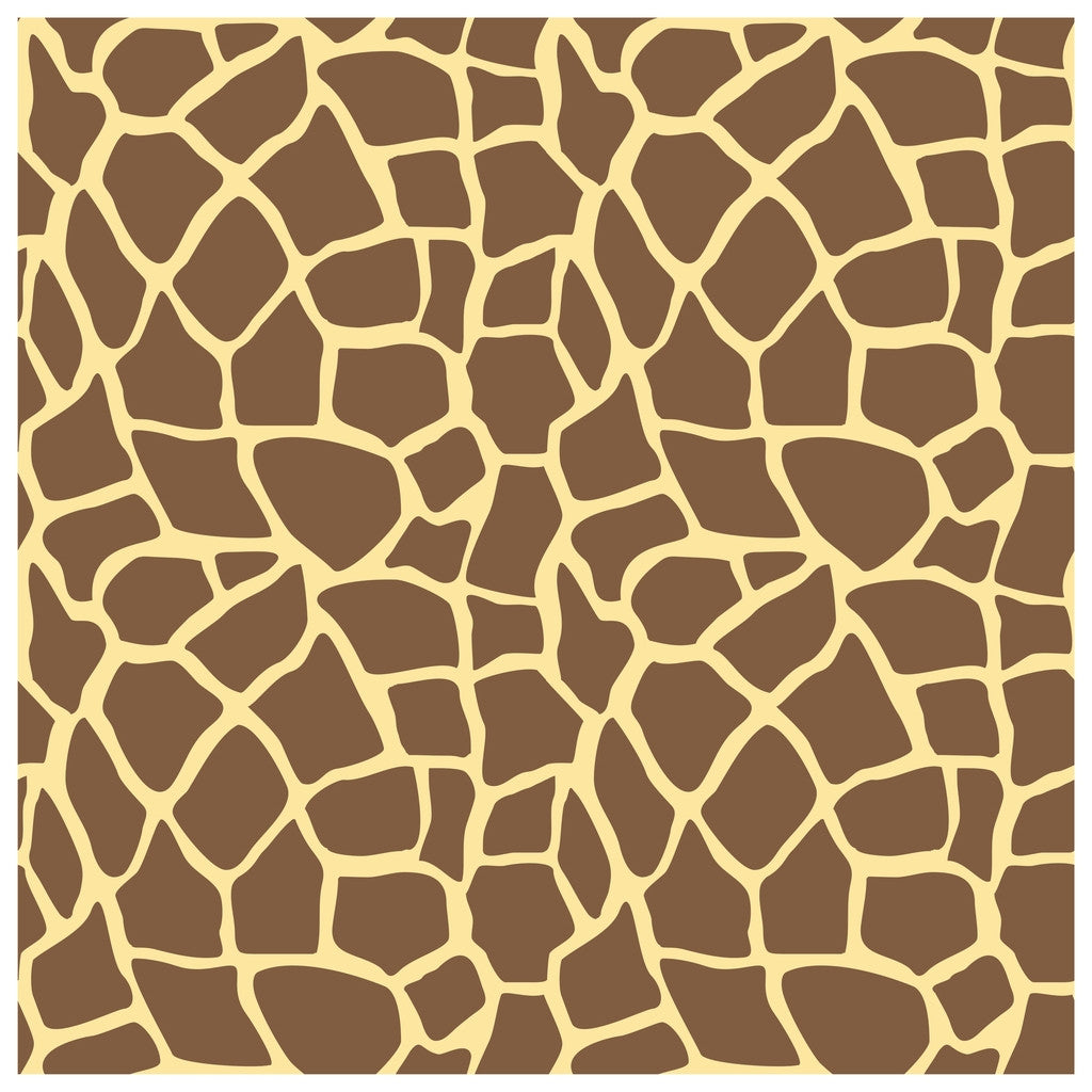 Safari Animal Patterns Heat Transfer Vinyl Sheet - Vinyl Boutique Shop