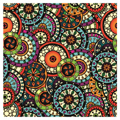 Floral Decoupage Textures Heat Transfer Vinyl Sheet - Vinyl Boutique Shop