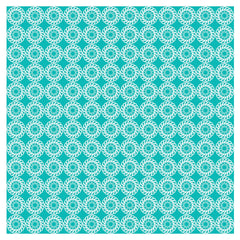 Turquoise Blue Adhesive Vinyl Sheet - Vinyl Boutique Shop