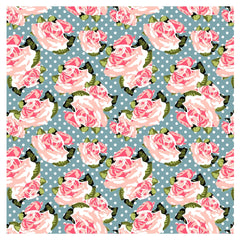 English Roses Heat Transfer Vinyl Sheet - Vinyl Boutique Shop