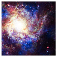 Rainbow Galaxy Heat Transfer Vinyl Sheet - Vinyl Boutique Shop