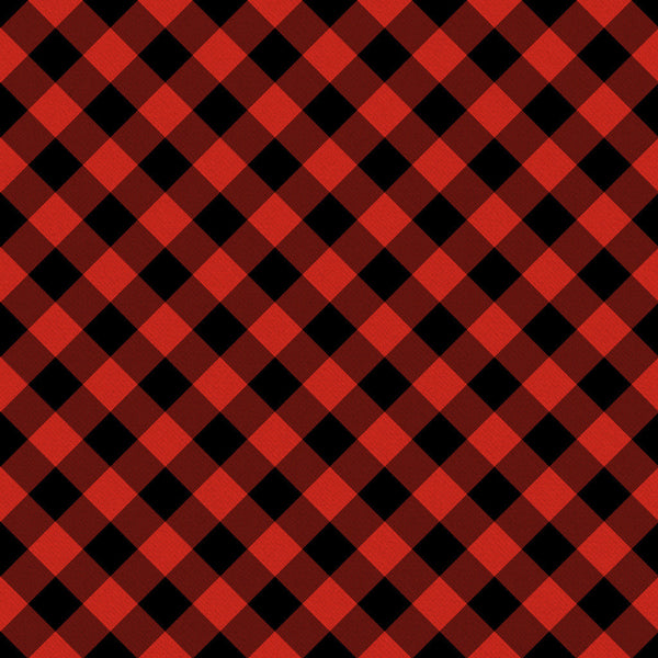 Buffalo Plaid Flannel Adhesive Vinyl Sheet - Vinyl Boutique Shop