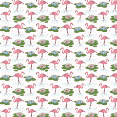 Flamingo Adhesive Vinyl Sheet - Vinyl Boutique Shop