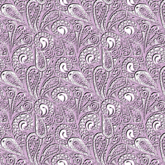 Paisley Heat Transfer Vinyl Sheet - Vinyl Boutique Shop