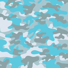 Camouflage Heat Transfer Vinyl Sheet - Vinyl Boutique Shop