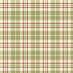 Christmas Plaid Adhesive Vinyl Sheet - Vinyl Boutique Shop