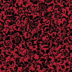 Damask Pattern Adhesive Vinyl Sheet-1 - Vinyl Boutique Shop