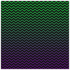 Dark Ombre Chevron Adhesive Adhesive Vinyl Sheet - Vinyl Boutique Shop