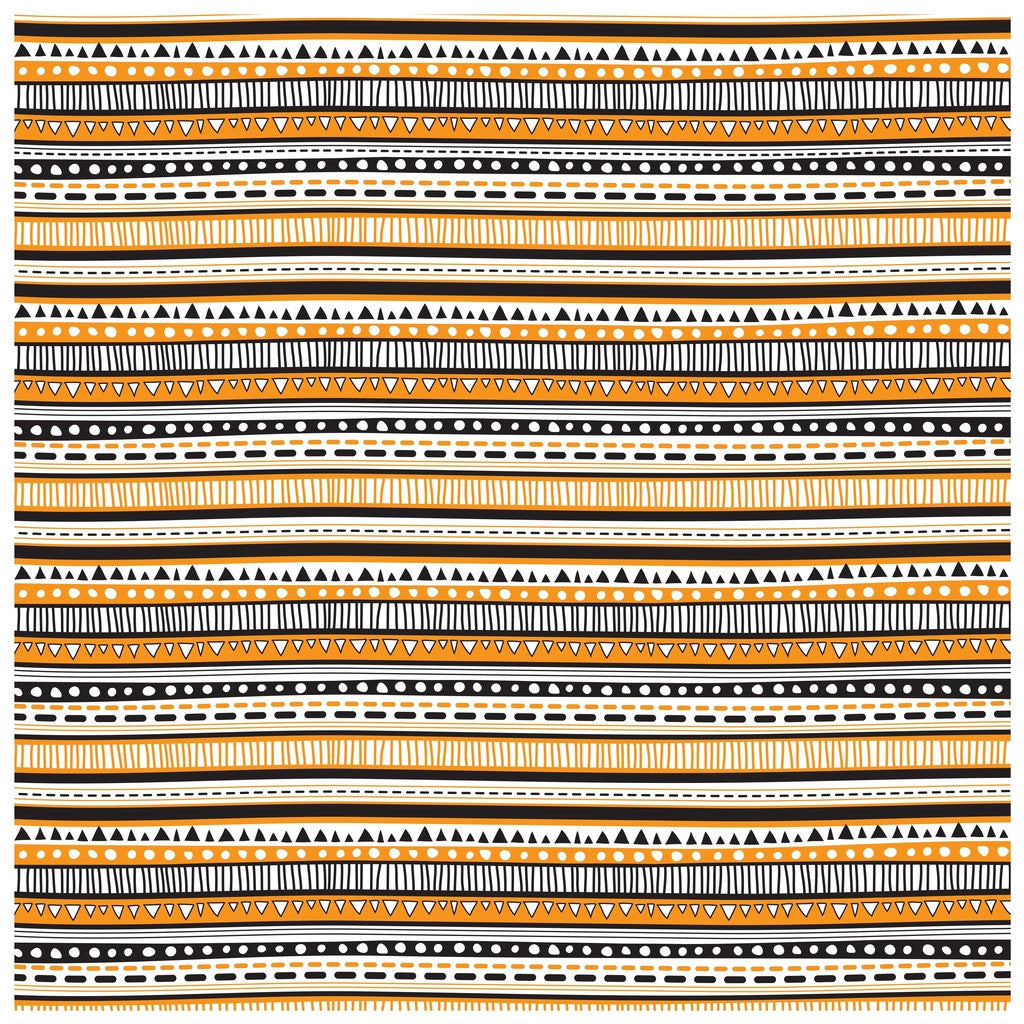 Tribal Aztec Pattern Adhesive Vinyl Sheet - Vinyl Boutique Shop
