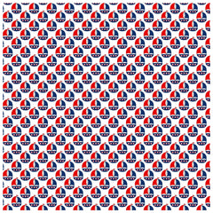 Pirate Nautical Boys Adhesive Vinyl Sheet - Vinyl Boutique Shop