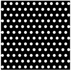 Polka Dots Adhesive Vinyl Sheet - Vinyl Boutique Shop
