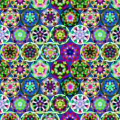 Kaleidoscope Patterns Vinyl - Vinyl Boutique Shop