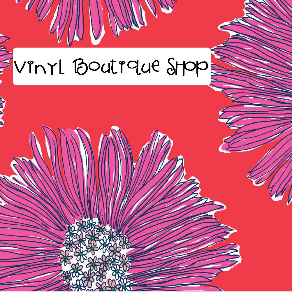 Boom Lilly Inspired Vinyl - Vinyl Boutique Shop