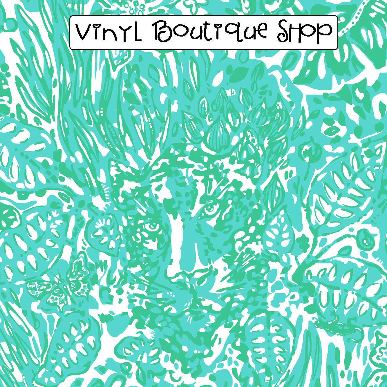 Bungle Jungle Lilly Inspired Vinyl - Vinyl Boutique Shop